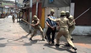 Police brutality against Hindus in Jammu