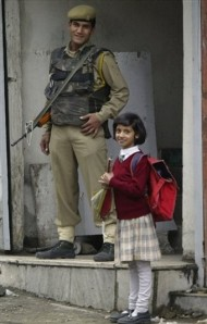 Hurriyat is suggesting that parents should stop sending children for education